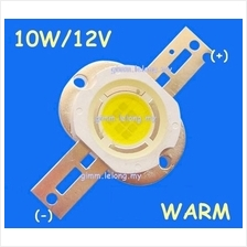 HIGH Powered 10W LED Bulb (WARM)