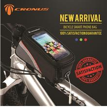 [CRONUS.MY] FREE SHIPPING M SIZE BICYCLE TOP TUBE SMARTPHONE FRAME BAG