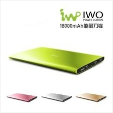 IWO P48 Original Power Bank 18000mAH