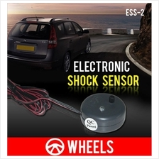 WHEELS ESS-2 High Security Car Alarm Add On Electronic Shock Sensor