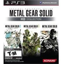 Metal Gear Solid HD Collection (2 only)