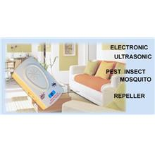 Ultrasonic Anti Mosquitoes,Pest, Rats/Mouse Repeller (FOC 2PIN Ada)