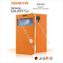 Baseus Samsung Galaxy S4 Folio S View Leather Case Smart Cover