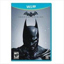 Batman Arkham Origins for Wii U (NTSC)