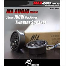 MA AUDIO [MA388] 25mm 150W Max.Power Tweeter Speaker