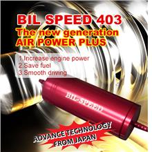 GENUINE BIL-SPEED 403 Extra Large Air Power Plus Ignition Fuel Saver