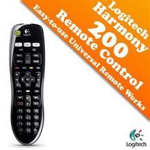 Logitech Harmony 200 Remote Control it Can Support 5000+brands