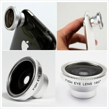 Action1st 180� Wide Universal Magnetic Conversion Fish-eye Lens