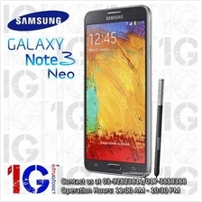 Samsung Galaxy Note 3 Neo N7500 Original SME Set  With Gifts
