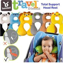 Benbat Travel Friends Total Support Headrest (1 to 4 years old)