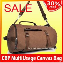 CBP01-Backpack/Shoulder/Laptop/Travel/Hiking/School Bag/Canvas