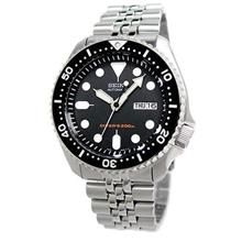 Seiko Men's Automatic Diver Scuba Watch SKX007 SKX007K2