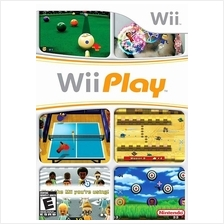 Wii Play NTSC Wii Game