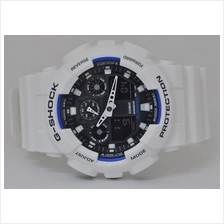 Casio G-Shock Velocity Indicator Alarm Watch GA-100B-7ADR