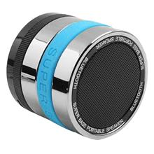 S15 Wireless mini Bluetooth Superbass Speaker With Call Function Blue