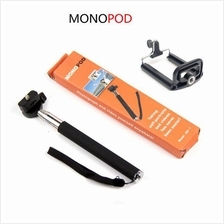 Hand Held Monopod GoPro Digital Camera Phone ( FREE HOLDER 8.5 CM )