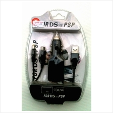Nintendo 3DS 3DS XL DSI DS Lite & PSP 3 in 1 Car Charger