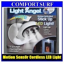 Motion Activated Cordless 7 LEDs Light for Home Garden + FREE GIFT