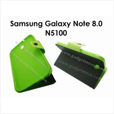 Samsung Galaxy Note 8.0 Magnetic Enclosure Standable PU Leather Case