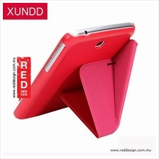 XUNDD Multi Angle Standable Case for Galaxy Tab 3 7.0 T2100 P3200 - Re