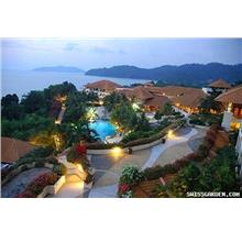 Swiss Garden Golf Resort & Spa Damai Laut(2D1N) Holiday Vacation Hotel