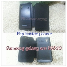 samsung galaxy ace s5830 flip battery cover
