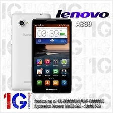 Lenovo IdeaPhone A889 6inch screen,8MP camera,Dual SIM