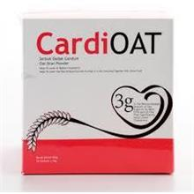 CardiOat Meal Replacement (56 Packets) - RM155