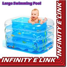 Inflatable Baby Swimming Playing Pool