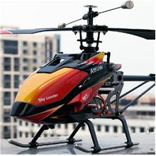 WLtoys V913 SKY LEADER 2.4GHz 4 Ch RC 3D HELICOPTER !! LCD REMOTE