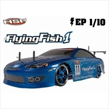 1/10 SCALE HSP DRIFT POWERED RACING ELECTRIC DRIVEN RC CAR! 2.4G!!