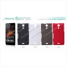 NillKin Sony Xperia ZR M36h Back Cover Case TPU Hard Matte Case Shell