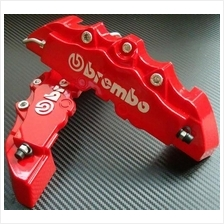 BREMBO 19.5mm 3D Logo ABS Rear Universal Disc Brake Caliper Cover