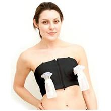 Simple Wishes Award Winning Hands Free Breast Pump Bra Adjustable