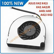 CPU Cooling Fan for ASUS A42J A42JP A42JR A42JV K42JC K42JR
