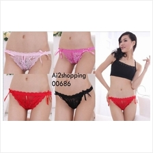 00686Exquisite lace sexy sexy lady T pants underwear