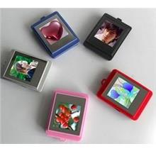 1.5 inch Digital Photo Frame Keychain