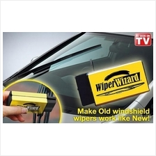 Wiper Wizard Windshield Restore Renew Old Wiper Blade any car