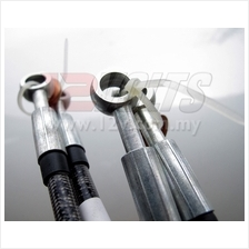 PRO-RS Braided Brake Hose Hyundai Tuscani/Tiburon/Coupe SIII GK 03-on ..