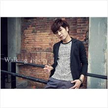 Men Coat- Korean men Slim small suit jacket-TB-QZ244