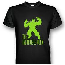 The Incredible Hulk T-shirt Black