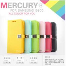 iPhone5 K1594 Mercury Leather Case