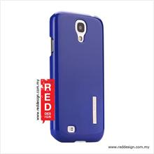 Rock Ethereal Shell Back Cover Case for Galaxy S4 - Blue