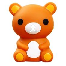 Rilakkuma Cute bear 3200mAh Mini Cartoon Power Bank brown