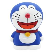Doraemon Smiley 3200mAh Mini Cartoon Power Bank Blue