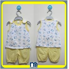 MOTHERCARE SET TOP & BOTTOM FOR AGE  6 TO 18 MTHS