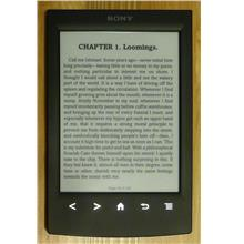 Sony Ebook Reader Touch Screen E-Ink 6 inch  PRS-T2