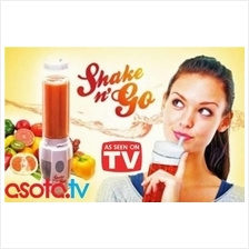 Shake N Go Smoothie Maker With Extra Sports Bottle blender