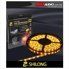 SHILONG 5 Meter 0.6W Super Bright 5050 Big LED Yellow Stripe Light