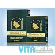 Thomson Activated Ginkgo Extract 40mg 500